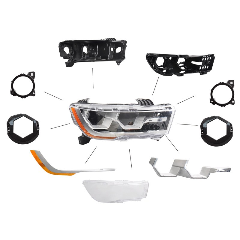 LIFAN X80 Front And Back Lamp Assembly